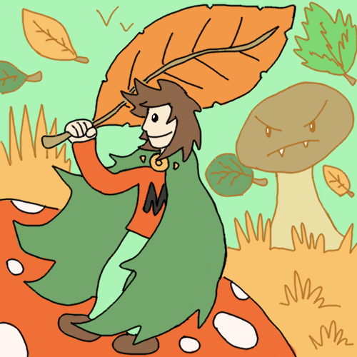Fall doodle